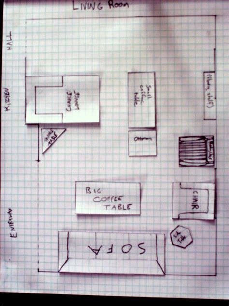 draw a room to scale arrange furniture more easily create a scale drawing with