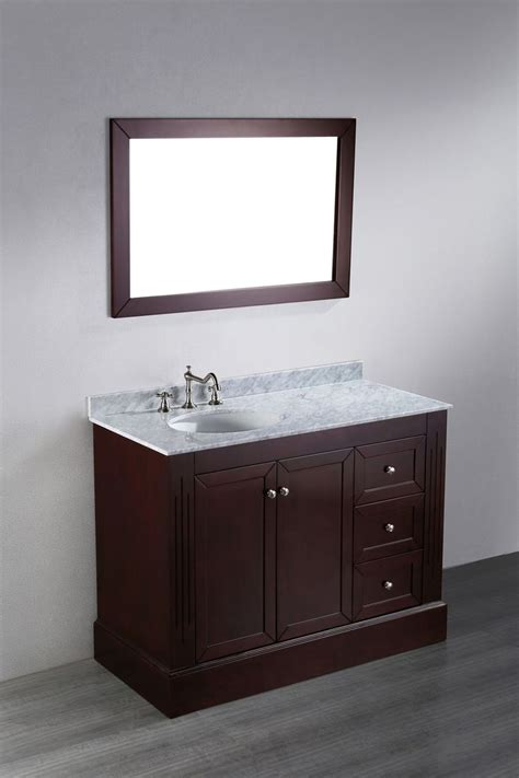 bathroom vanity 45 inch vanity ideas extraordinary 45 inch bathroom vanity 42