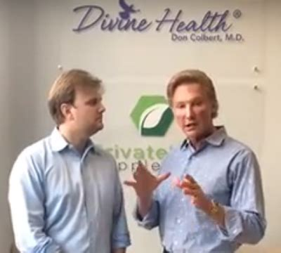 Dr Colbert 21 Day Detox Recipes by Dr Don Colbert Health