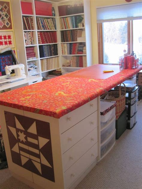 pattern making design room cutting table 17 best images about sewing room on pinterest cabinets