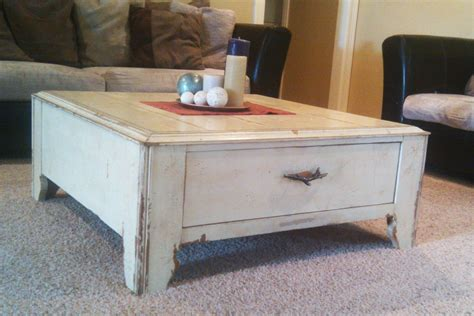 distressed square coffee table uk distressed coffee