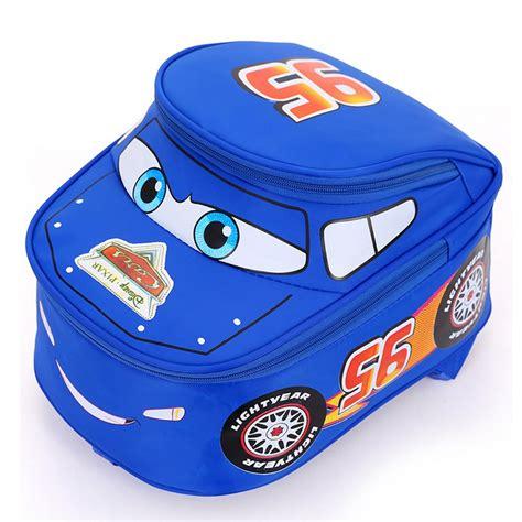 Tas Ransel Anak Pixar The Cars Blue tas ransel anak pixar the cars blue jakartanotebook