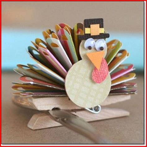 Paper Craft Work For Adults - 20 pictures of thanksgiving day crafts for children arts