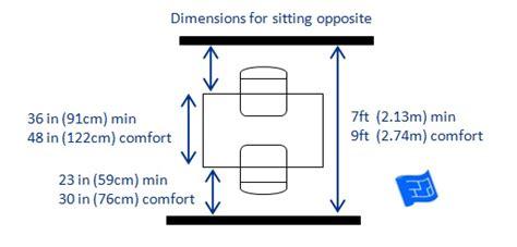 desk dimensions