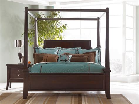 stunning view of various canopy bed designs