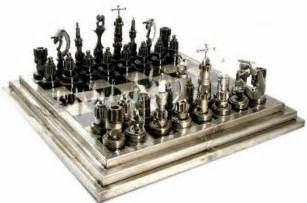 Unusual Chess Sets by 53 Strange Chess Board Sets Curious Funny Photos Pictures