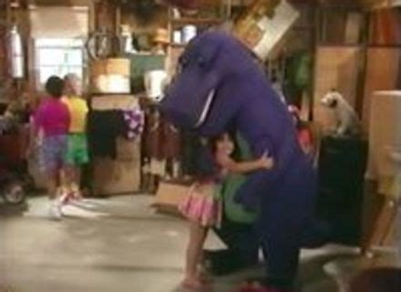 barney the backyard show part 1 the backyard show barney part 21 barney wiki fandom home