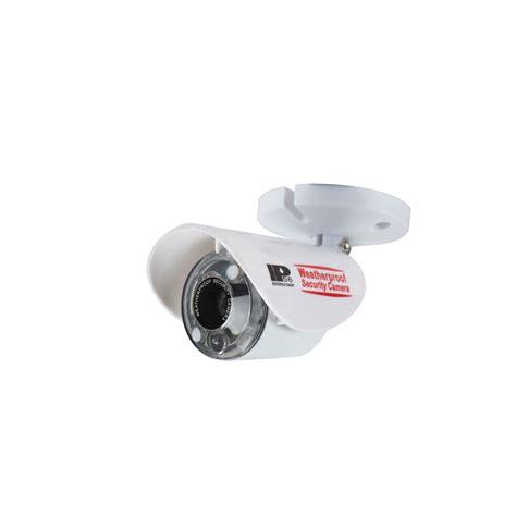 weatherproof security with vision