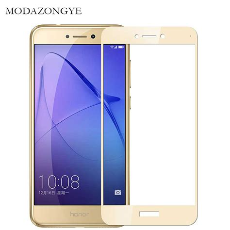 Tempered Glass Huawei Honor 3xscreen Protectorantigorespelindung cover huawei honor 8 lite tempered glass for huawei