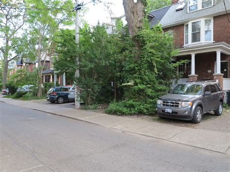 Backyard Parking Parking Pad Not In Your Front Yard Keenan Toronto