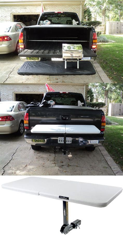 boone outdoor hardware tailgate table  hitches