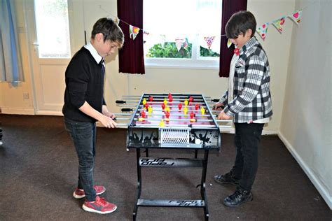 how to play table football room with pool and ping pong coombe mill