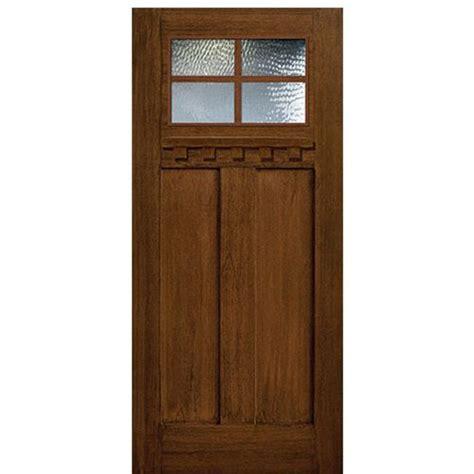 4 Lite Exterior Door Glasscraft Craftsman 4 Lite Sdl Craftsman 4 Lite Mahogany Divided Lite Mahogany Wood Grain