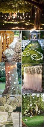 outdoor backyard wedding ideas outdoor wedding decor ideas on a budget 31 vis wed
