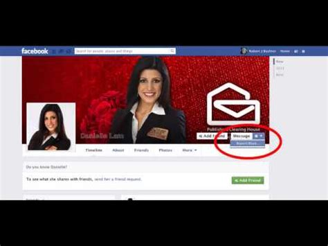 Facebook Publishers Clearing House Scam - how to report publishers clearing house scams on facebook youtube