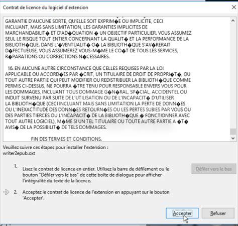 convertir format djvu en epub enregistrer un document au format epub libreoffice writer