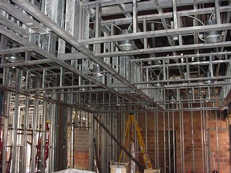 light metal framing design guide metal framing bock construction inc