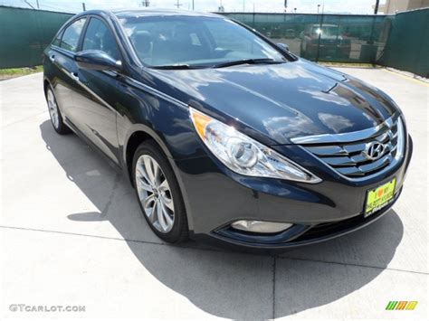 2012 pacific blue pearl hyundai sonata limited 2 0t 52687991 gtcarlot car color galleries