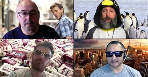 craziest backgrounds people    zoom calls