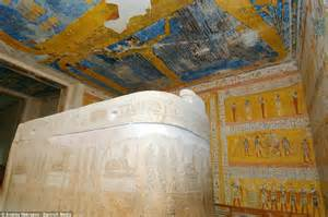 Religious Wall Murals breath taking photos from inside egyptian pharaoh ramesses