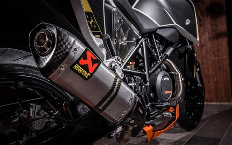 Ktm 690 Duke Powerparts 2016 Ktm 690 Duke Powerparts Derestricted