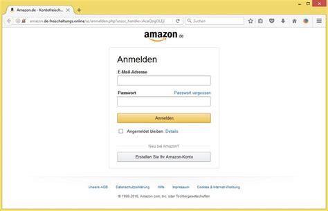 amazon si鑒e ihr amazon nutzerkonto wurde gesperrt amazon de info