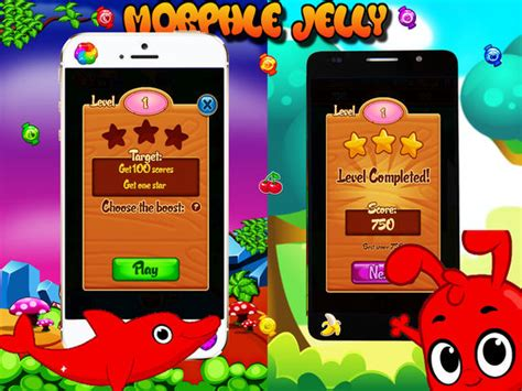 Cha Jelly 7070 morphle the jelly pet review and discussion toucharcade