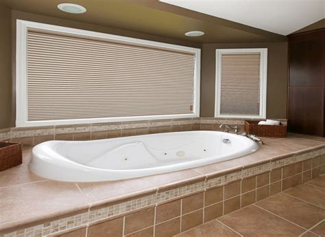 best blinds for bathroom the best blinds for your bathroom shade works