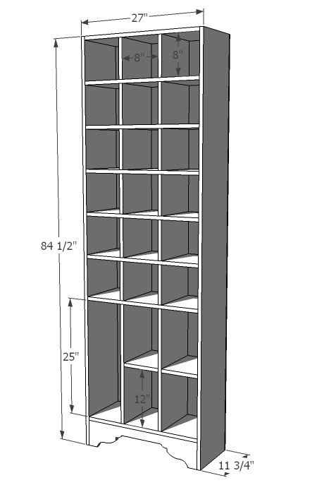 diy shoe shelf plans white shoe shrine shelves diy projects