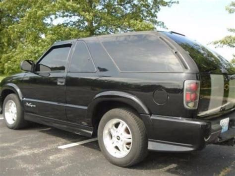 gasoline chevrolet blazer xtreme for sale 25 used cars from 800