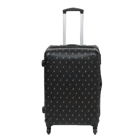 Spinner Polos Packing suitcases travel bags east coast radio shop