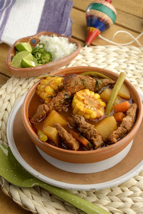 cucina mexicana mole de olla f 225 cil y r 225 pido recipe mexicans food and
