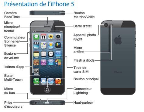 L Guide by Lien Guide De L Utilisateur Iphone 5 En Fran 231 Ais