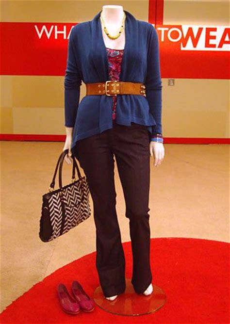 Get The Look How Not To Wear A Coat by Type Curvy The Look Casual Wear The