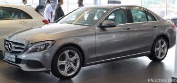Mercedes C200 W205 Mercedes C200 Avantgarde Updated Bigger 18