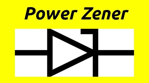 how to increase the power rating of a zener diode