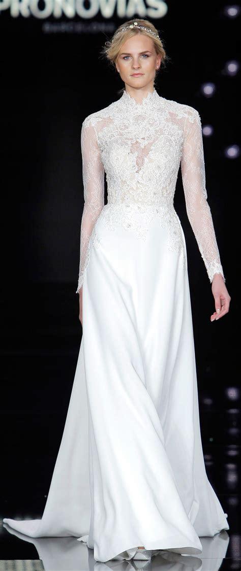 Glamorous Atelier Pronovias Spring 2017 Wedding Dresses
