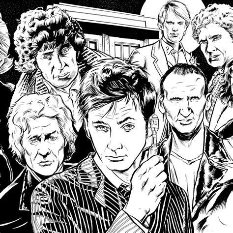 dr who coloring book 7 free doctor who fan coloring books plus bonus