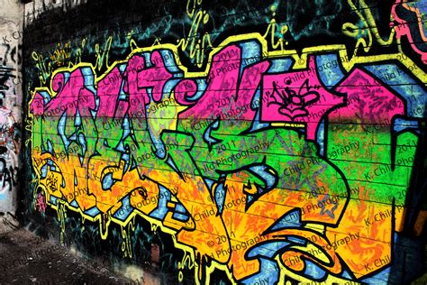 graffiti wall art canvas
