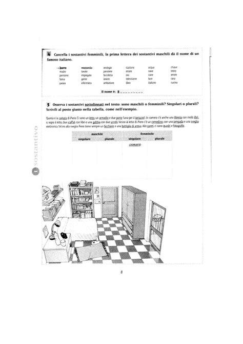 test della lingua italiana 15 grammatica pratica della lingua italiana esercizi test