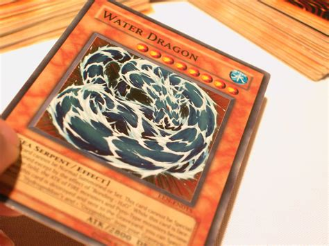 how to make yu gi oh cards how to identify yu gi oh cards 13 steps