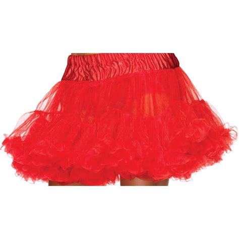 Rot Plus by Plus Size Petticoat Deluxe Rot