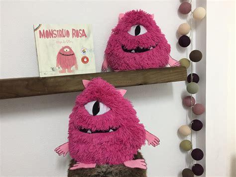 monstruo rosa c 211 mo hacer el mu 209 eco de monstruo rosa de olga de dios the big bag teacher