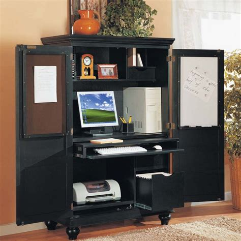 desk armoire computer 20 hidden or hideaway desk ideas inhabit ideas