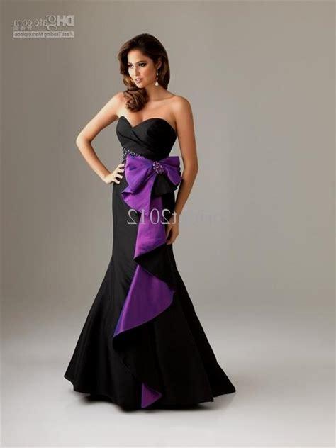 Cc Dress Black Purple black and purple wedding dress naf dresses