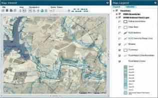 fema maps flood map modernization at the u s federal emergency
