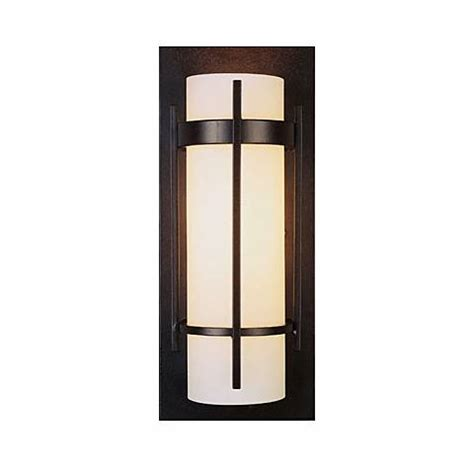 Ada Compliant Wall Sconces hubbardton forge ada compliant mahogany wall sconce 17760 ls plus