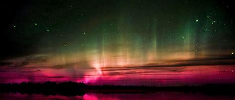 imagenes increibles de noche astronauta capta incre 237 ble aurora boreal desde el espacio