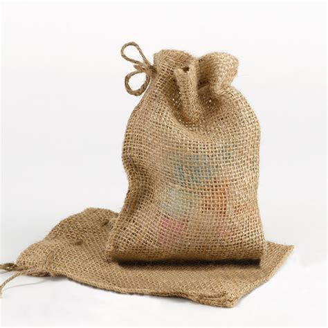 Wedding Favors Bags by Burlap Favor Bags S Bridal Bargains