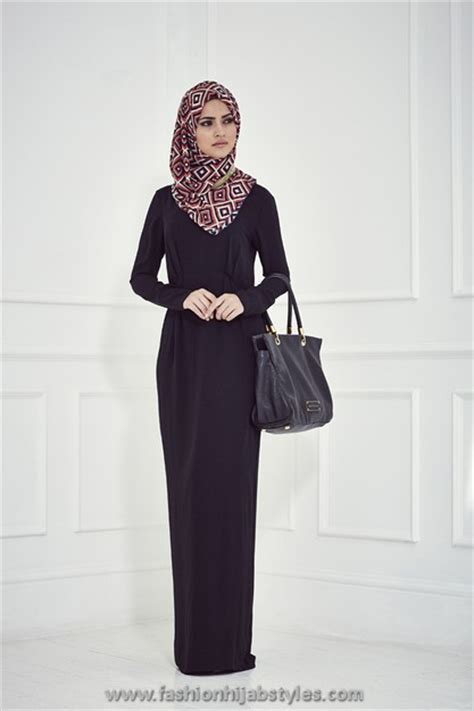 Dress Inayah 001 inayah collection 2014 and abaya styles lookbook lookbooks 2014 new modern